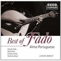 Best of Fado (CD, Boxed set): Various Artists