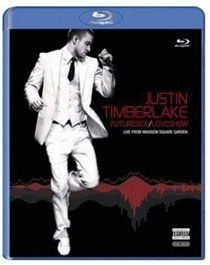 Justin Timberlake - Futuresex/Loveshow - Live From Madison Square Gardens (Blu-ray disc): Justin Timberlake