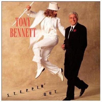 Tony Bennett - Steppin Out CD (2008) (CD): Tony Bennett