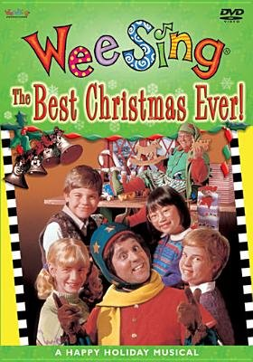 Wee Sing-Best Christmas Ever (Region 1 Import DVD):