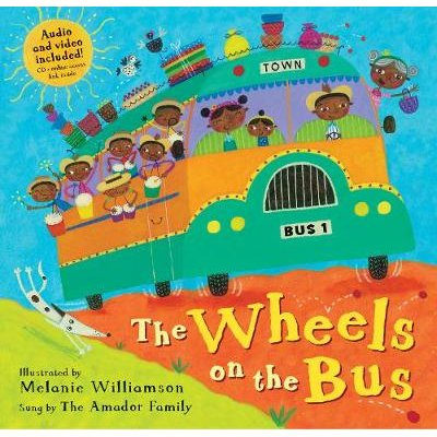 The Wheels on the Bus (Paperback): Melanie Williamson