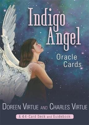Indigo Angel Oracle Cards (Cards): Doreen Virtue