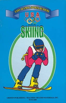 Skiing (Paperback, illustrated edition): United States Olympic Committee