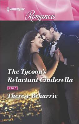 The Tycoon's Reluctant Cinderella (Large print, Paperback, Large type / large print edition): Therese Beharrie