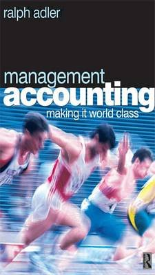Management Accounting (Electronic book text): Ralph Adler