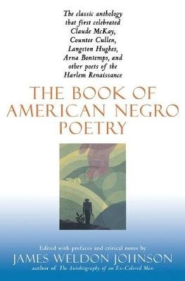 The Book of American Negro Poetry (Paperback, Revised edition): James Weldon Johnson