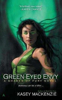 Green-Eyed Envy (Paperback): Kasey MacKenzie