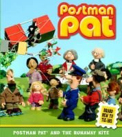 Postman Pat and the Runaway Kite (Paperback): John Cunliffe