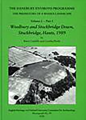 The Danebury Environs Project - The Prehistory of a Wessex Landscape, Volume 2 (Hardcover): Barry Cunliffe