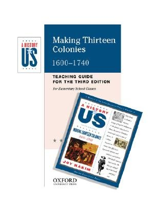 A History of Us Book 2 Teaching Guide for the Third Edition (Paperback, 3rd): Joy Hakim