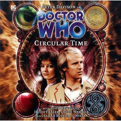 Doctor Who, vol. 91 - Circular Time (CD): Paul Cornell, Mike Maddox