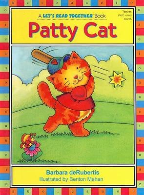 Patty Cat (Hardcover, Turtleback School & Library ed.): Barbara Derubertis