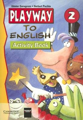 Playway to English 2 Activity book (Paperback): Gunter Gerngross, Herbert Puchta