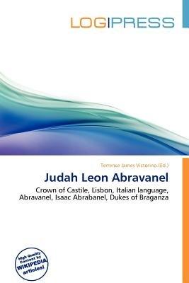 Judah Leon Abravanel (Paperback): Terrence James Victorino