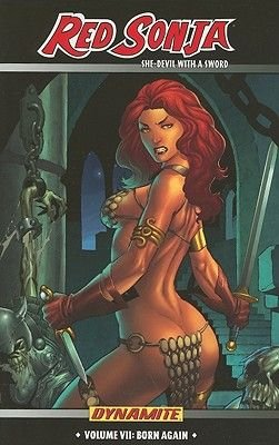 Red Sonja: She-Devil with a Sword Volume 7 (Paperback): Walter Geovanni, Mel Rubi