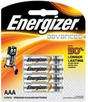 Energizer Advanced AAA Batteries (1.5V)(4 Pack):