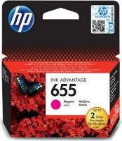HP 655 Magenta Original Ink Advantage Cartridge (CZ111AE):