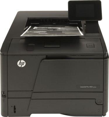 HP LaserJet M401DN Pro 400 Mono Laser Printer: