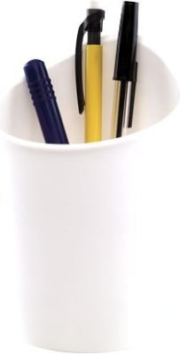 Fellowes G2DESK Pencil Cup (White):