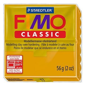 Staedtler Fimo Classic - Ochre (56g):