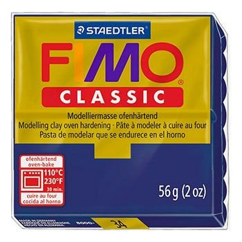 Staedtler Fimo Classic - Navy Blue (56g):