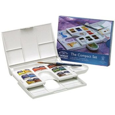 Winsor And Newton Cotman Watercolour Compact Set: