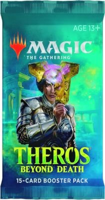 Magic: The Gathering - Theros: Beyond Death Single Booster Pack: