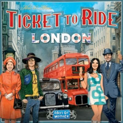 Ticket to Ride: London: