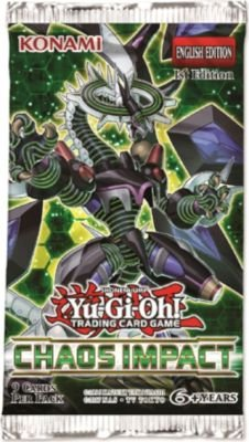 Yu-Gi-Oh! Trading Card Game: Chaos Impact - Booster (Single Pack):