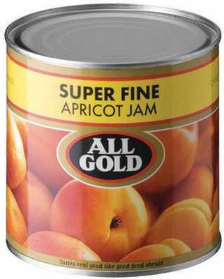 All Gold Superfine Apricot Jam Can (450g):
