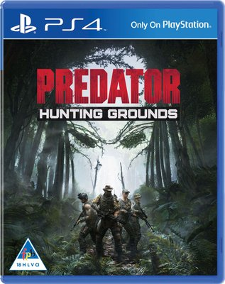 Predator: Hunting Grounds (PlayStation 4):