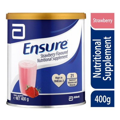 Ensure® Nutritional Supplement(400g)(Strawberry):