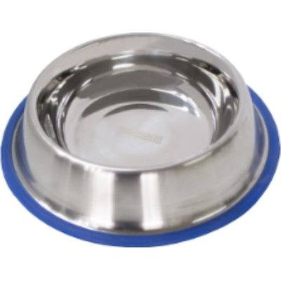 Marltons Anti Slip Stainless Steel Dog Bowl: