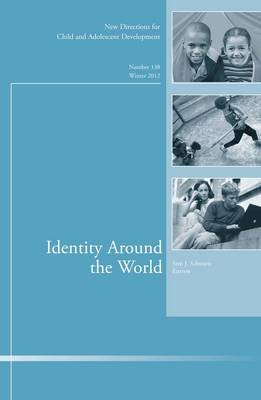 Identity Around the World Winter 2012 - New Directions for Child and Adolescent Development (Paperback, New): CAD (Child &...