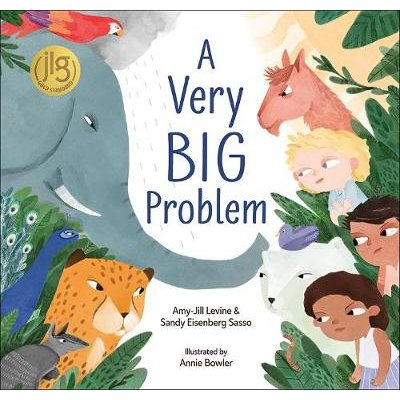 A Very Big Problem (Hardcover): Amy-Jill Levine, Sandy Eisenberg Sasso