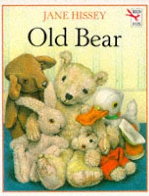 Old Bear (Paperback, Miniature ed): Jane Hissey