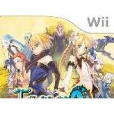 Tales Of Symphonia (Nintendo Wii, Game):
