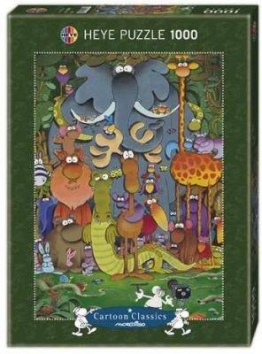 Jigsaw Puzzles - Heye Guillermo Mordillo Puzzle - Photo ...