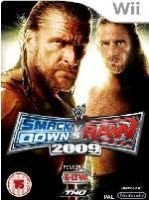 WWE SmackDown! vs. RAW 2009 (Nintendo Wii, Game):
