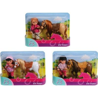 Evi Love Pony (3 Assorted) (Supplied Pack May Vary):