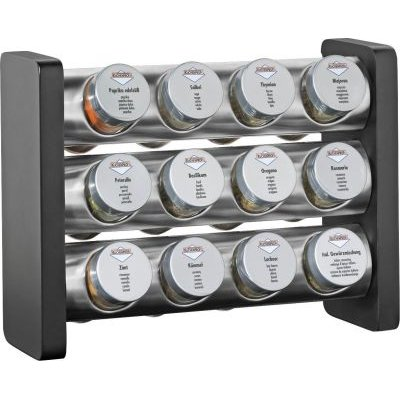 Kuchenprofi 12-Spice Spice and Herb Rack: