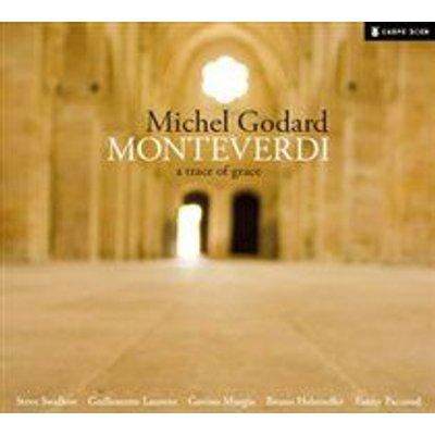 Various Artists - Michel Godard/Monteverdi: A Trace of Grace (CD): Claudio Monteverdi, Michel Godard, Guillemette Laurens,...