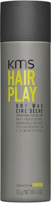 KMS HairPlay Dry Wax (150ml):