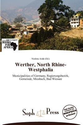 Werther, North Rhine-Westphalia (Paperback): Noelene Aoide