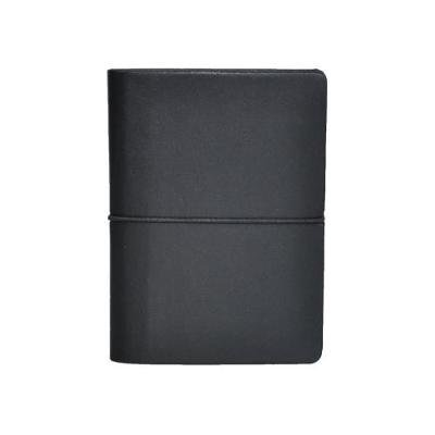 Ciak Notebook - Black (Leather / fine binding, Pocket Edition): Discovery Books LLC