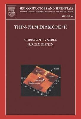 Thin-Film Diamond II (Electronic book text): Christopher Nebel