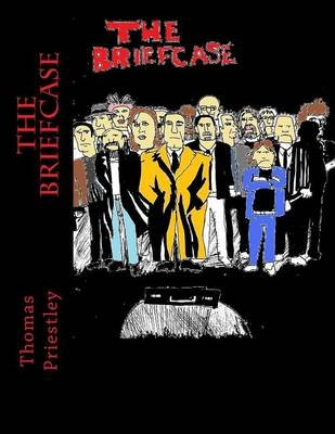 The Briefcase - The Damsel and the Detective (Paperback): Thomas Priestley