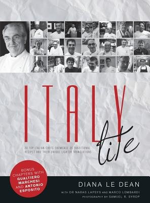 Italy Lite (Hardcover): Diana Le Dean