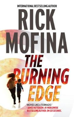 The Burning Edge (Electronic book text): Rick Mofina