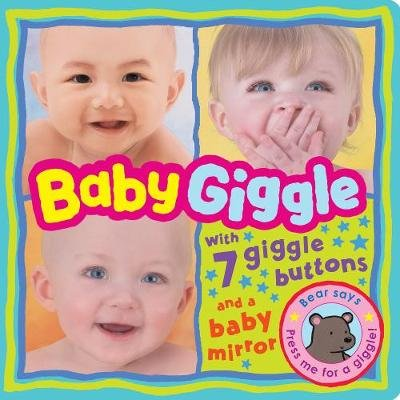 Baby Giggle (Novelty book): Emily Bolam